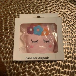 Accessories - Pink unicorn AirPod case